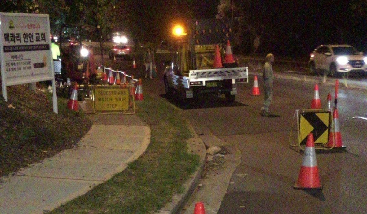Civil Construction Companies Sydney NSW - TPG/Vodafone