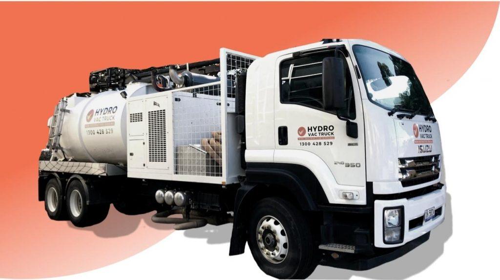 Hydro Vac Truck Sydney