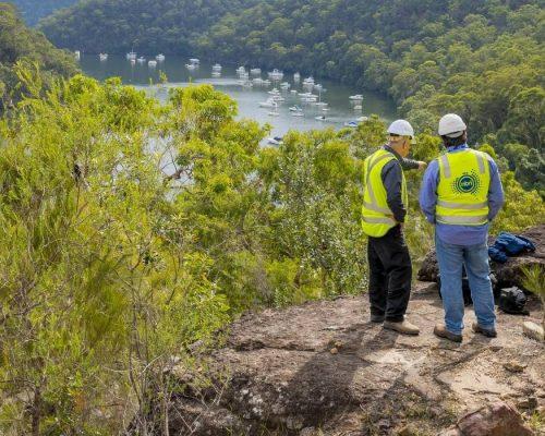Civil Works Contractors Projects- QC Comms